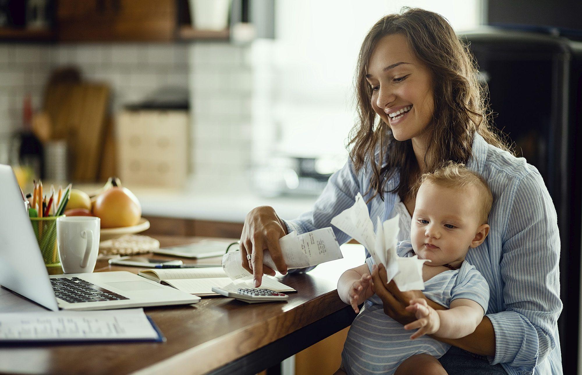 Mães empreendedoras os desafios de conciliar a vida pessoal e a vida profissional
