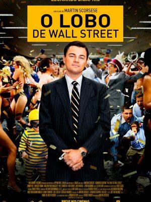 O lobo de Wall Street - Cartaz
